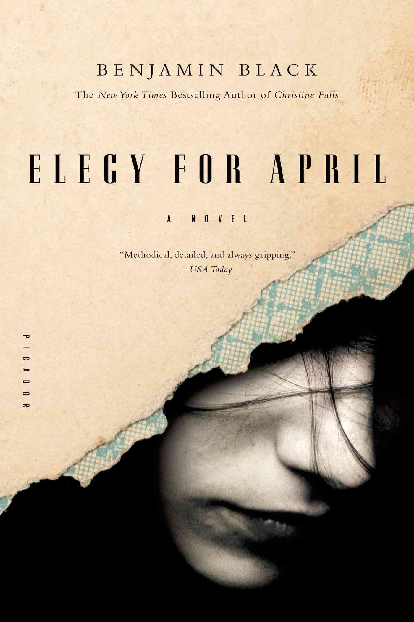 Elegy for April By Black, Benjamin