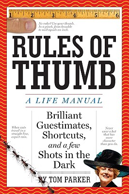 Rules of Thumb By Parker, Tom